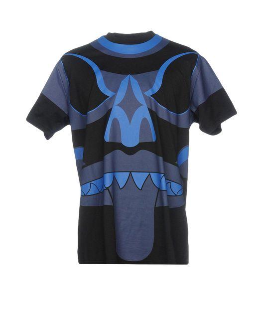 Givenchy - Black T-shirt for Men - Lyst