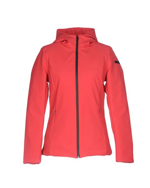 Rrd - Red Down Jacket - Lyst