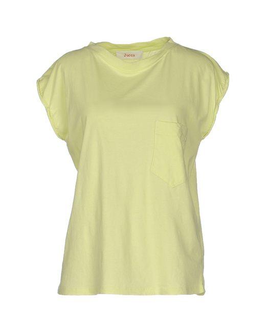 Jucca   Green T-shirt   Lyst