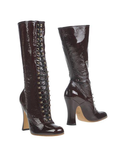 Vivienne Westwood   Multicolor Boots   Lyst