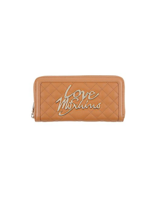 Love Moschino - Multicolor Wallet - Lyst