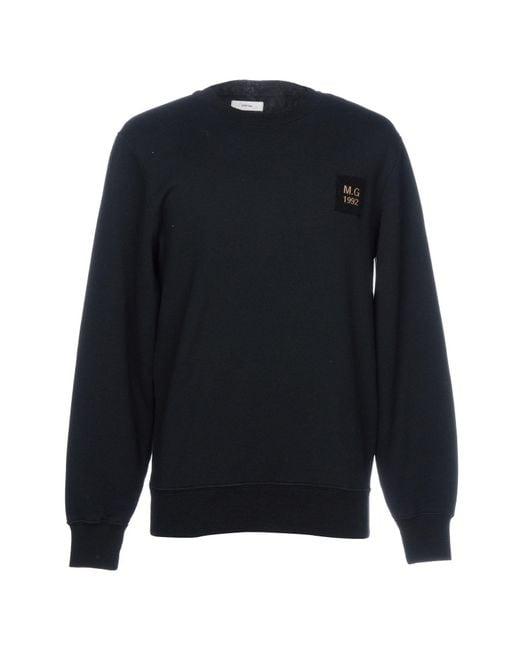 Mauro Grifoni - Blue Sweatshirt for Men - Lyst