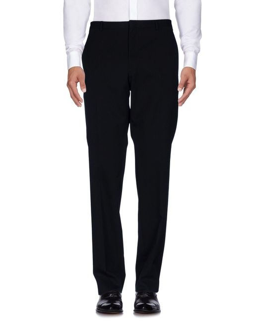 Miu Miu | Black Casual Pants for Men | Lyst