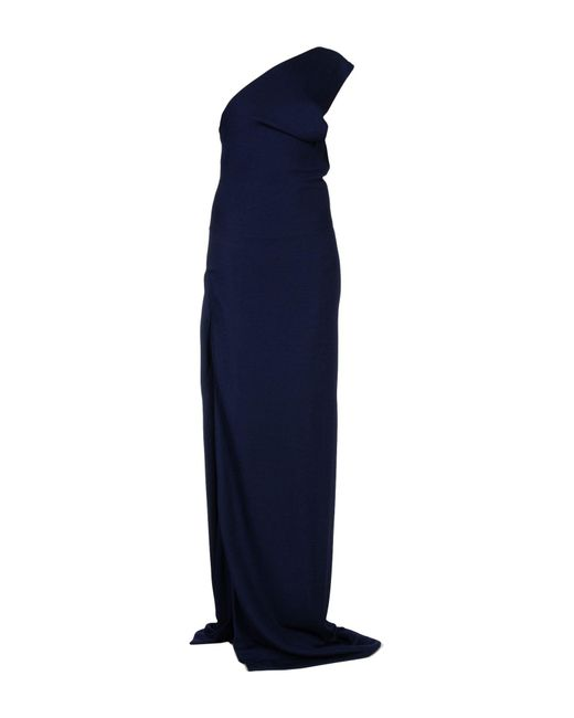DSquared² - Blue Long Dress - Lyst