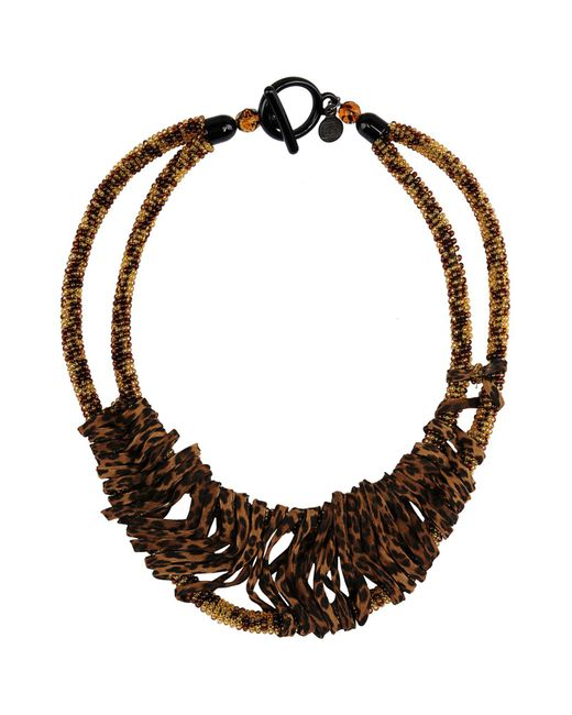First People First | Natural Necklace | Lyst