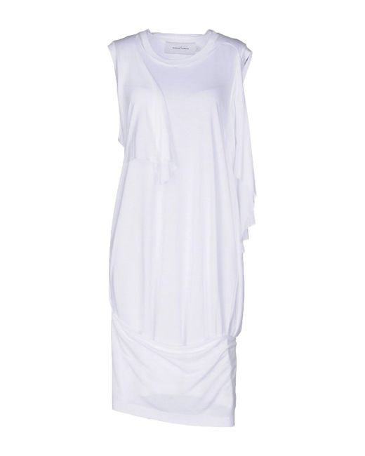 Marques'Almeida - White Short Dress - Lyst