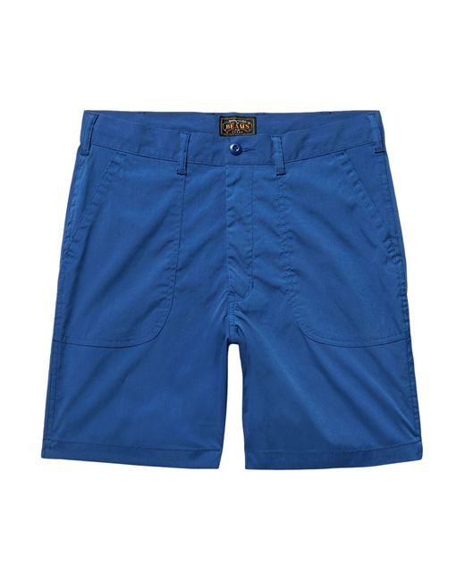 Beams Plus - Blue Bermuda for Men - Lyst