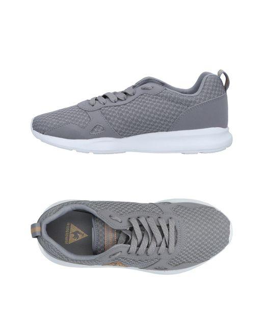 Le Coq Sportif - Gray Low-tops & Sneakers - Lyst