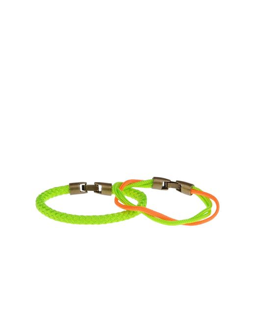 L4k3 - Green Bracelet - Lyst