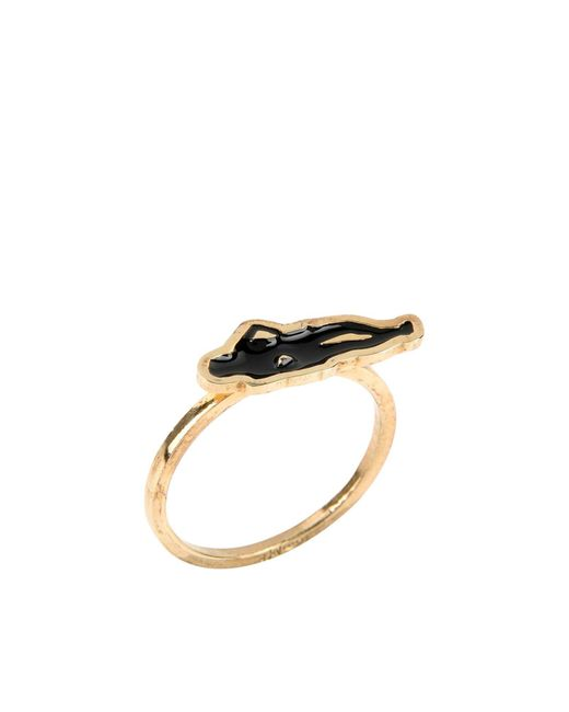 Maria Francesca Pepe - Metallic Ring - Lyst