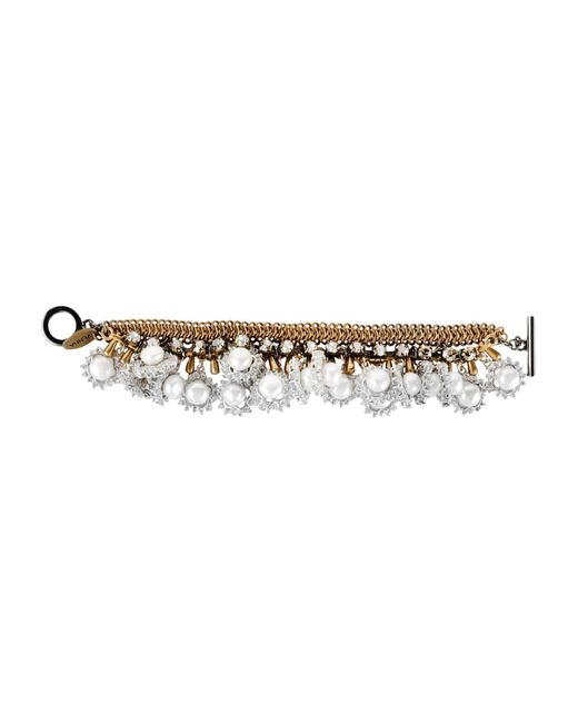 Venna - Metallic Bracelets - Lyst