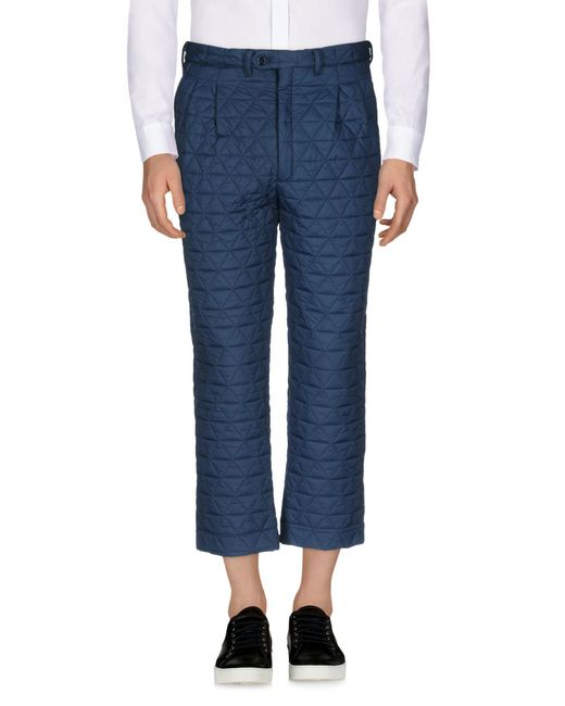LC23 - Blue Casual Pants for Men - Lyst