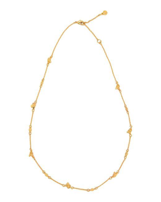 Bill Skinner - Metallic Necklace - Lyst