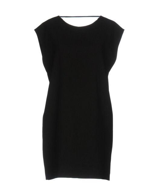 IRO - Black Short Dresses - Lyst