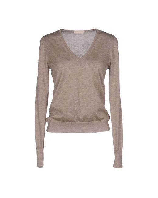 Cruciani | Natural Sweater | Lyst
