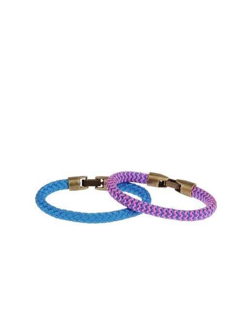 L4k3 - Blue Bracelet - Lyst