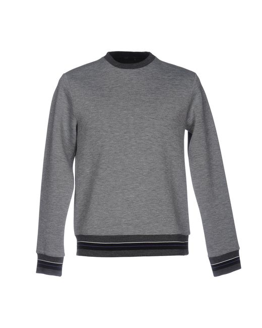 Plac - Gray Sweatshirts for Men - Lyst