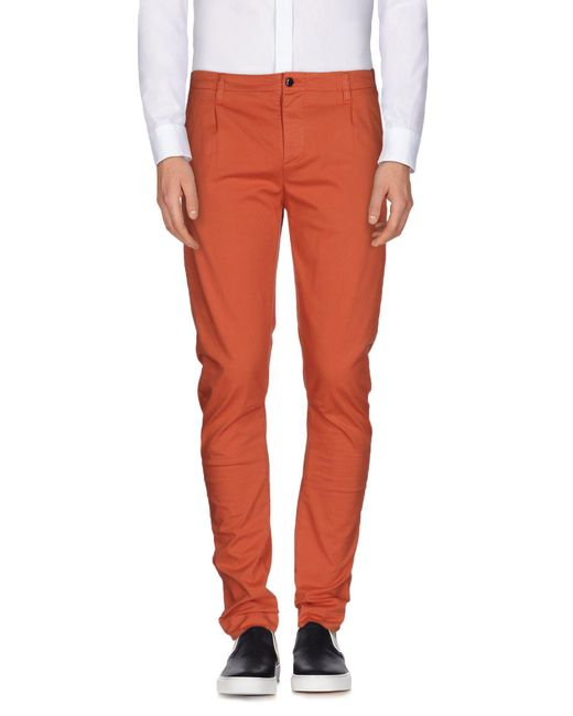 Cruna - Pink Casual Pants for Men - Lyst