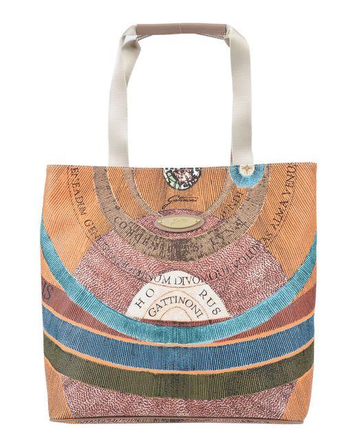 Gattinoni Multicolor Handbag