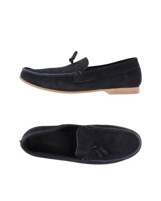 Jil Sander   Blue Loafer for Men   Lyst
