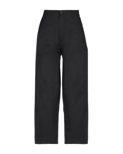 Caractere - Black Casual Pants - Lyst
