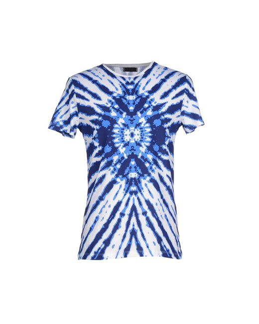 CoSTUME NATIONAL - Blue T-shirt for Men - Lyst