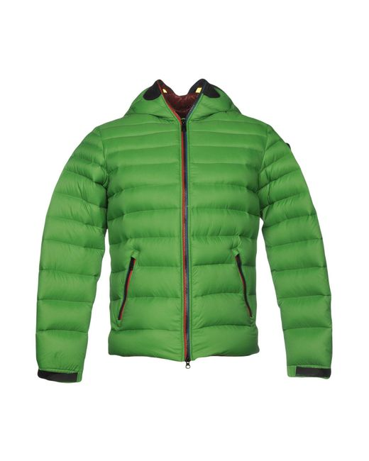 Ai Riders On The Storm - Green Down Jackets for Men - Lyst