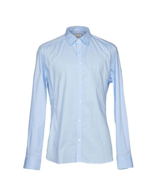 Paul & Joe - Blue Shirts - Lyst