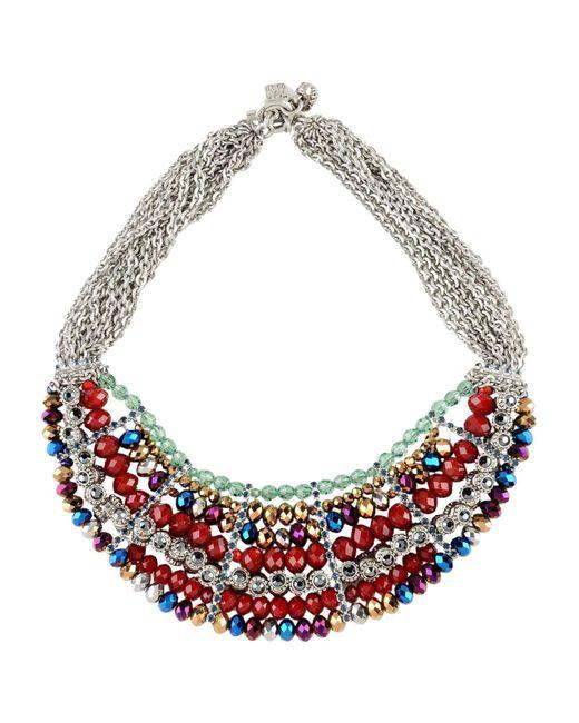 Otazu - Red Necklace - Lyst