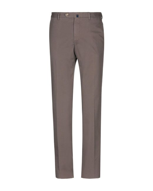 Incotex - Brown Casual Trouser for Men - Lyst