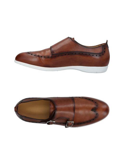Sutor Mantellassi - Brown Loafer for Men - Lyst