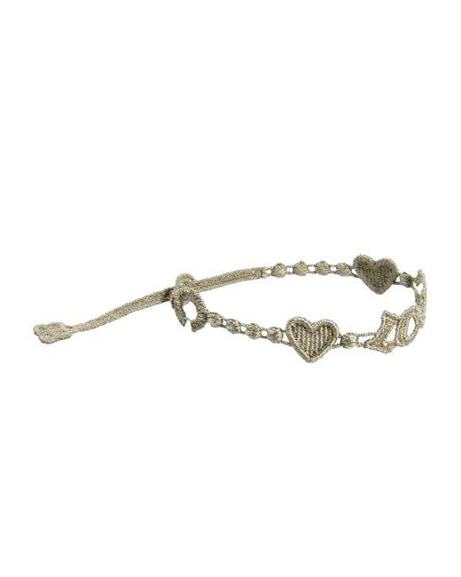 Cruciani - Metallic Bracelet - Lyst