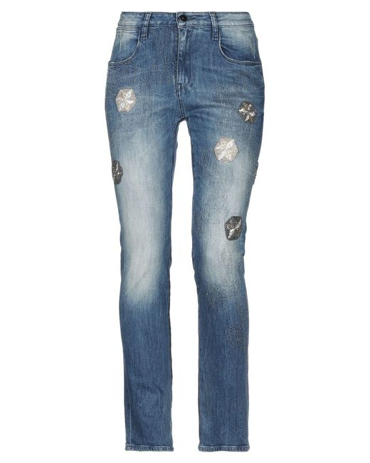 Brockenbow Blue Denim Pants