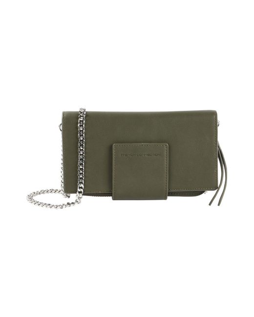 French Connection - Green Cross-body Bags - Lyst