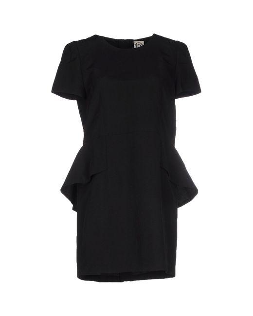 Dress Gallery | Black Short Dress | Lyst