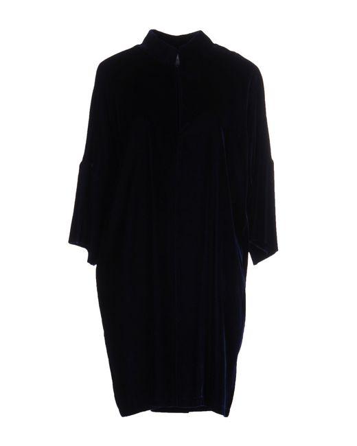 Gianluca Capannolo | Black Short Dress | Lyst