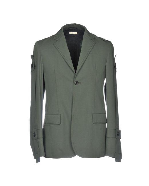 Marni - Green Blazer for Men - Lyst