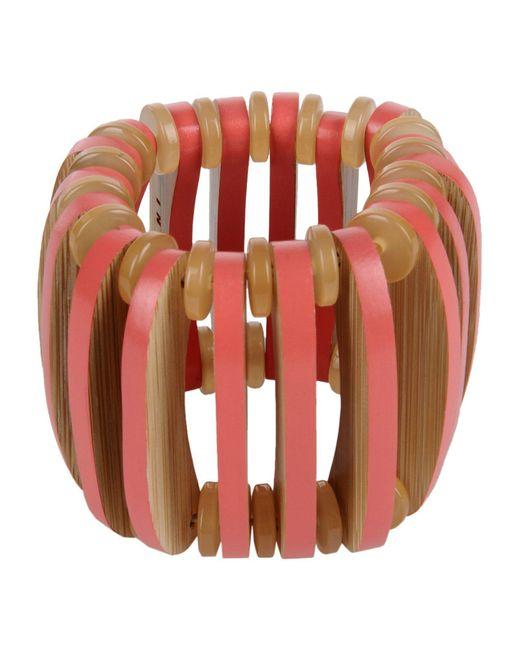 Marni | Pink Bracelet | Lyst