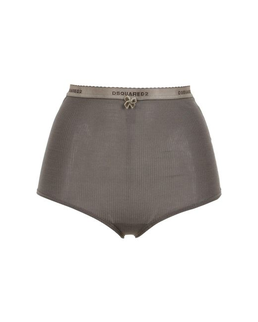 DSquared² - Gray Brief - Lyst