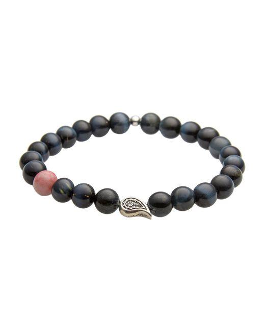 THE JAAR - Blue Bracelet for Men - Lyst