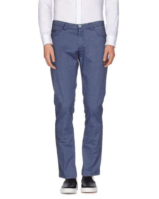 Barbati - Blue Casual Pants for Men - Lyst