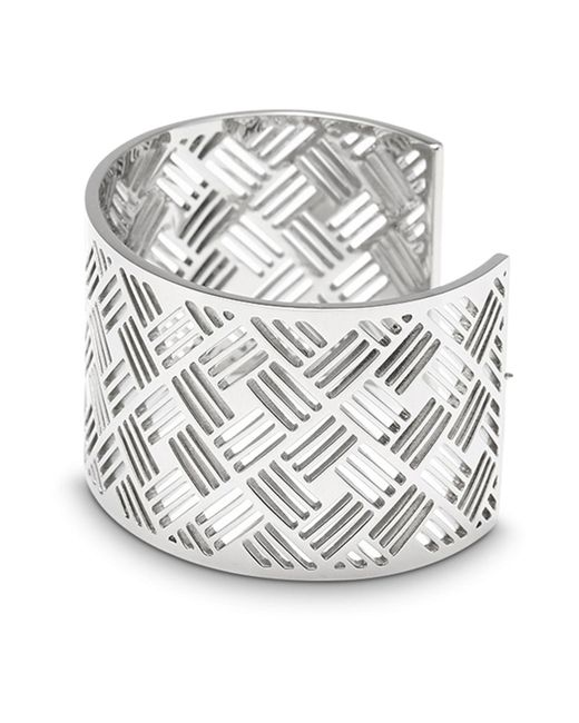 Lancel - Metallic Bracelet - Lyst