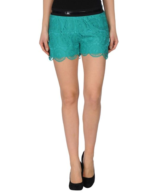 Space Style Concept | Green Shorts | Lyst