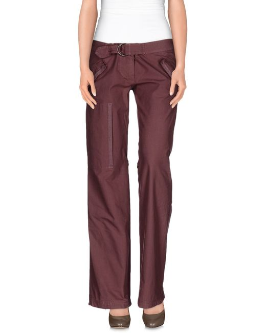 Dondup | Brown Casual Pants | Lyst