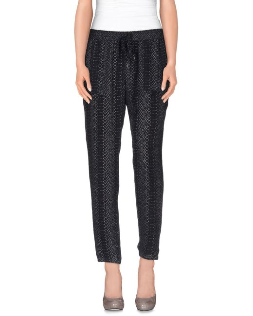 Joie | Gray Casual Trouser | Lyst