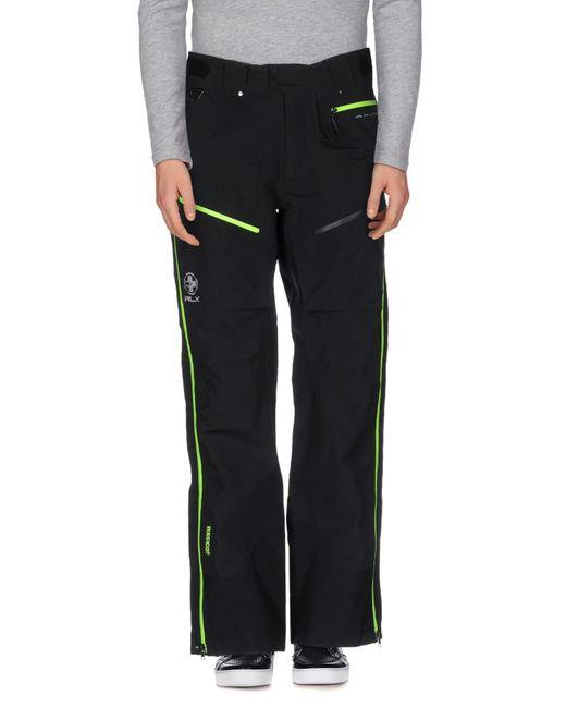 RLX Ralph Lauren | Black Casual Pants for Men | Lyst