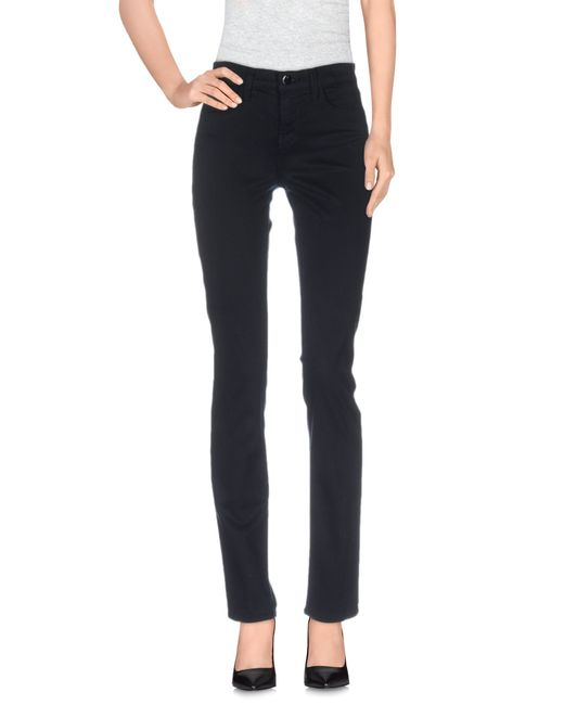 J Brand | Black Casual Pants | Lyst