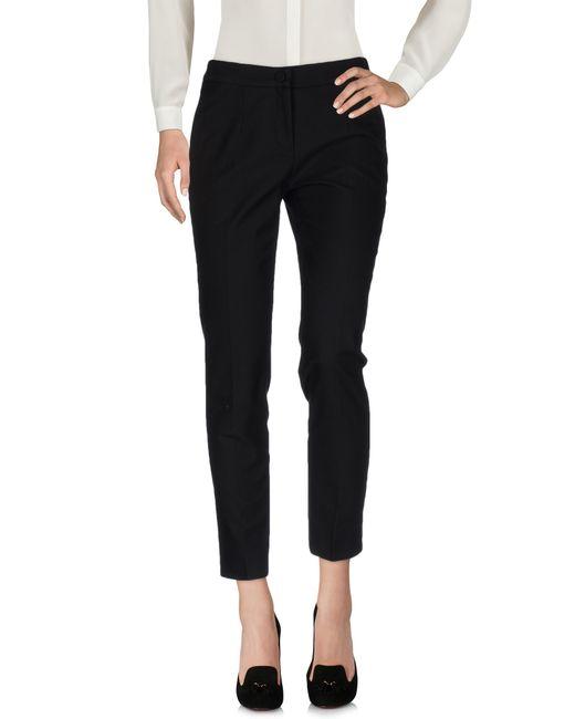 Dolce & Gabbana | Black Casual Pants | Lyst