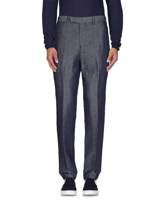 Brian Dales | Blue Denim Trousers for Men | Lyst