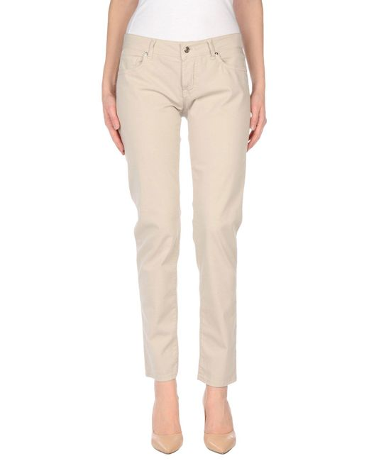 Roy Rogers | White Casual Pants | Lyst